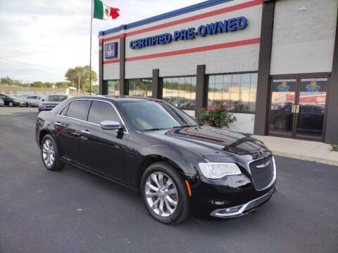2020 Chrysler 300 for sale at Ultimate Auto Deals DBA Hernandez Auto Connection in Fort Wayne IN