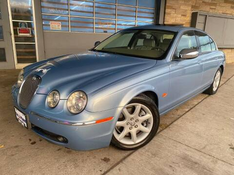 2007 Jaguar S-Type for sale at Car Planet Inc. in Milwaukee WI