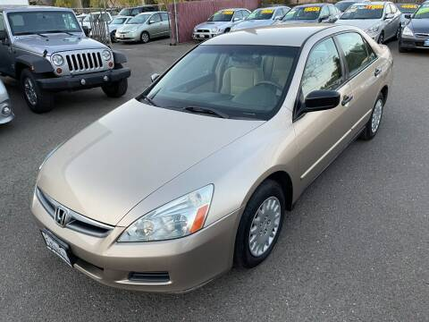 2006 Honda Accord for sale at C. H. Auto Sales in Citrus Heights CA