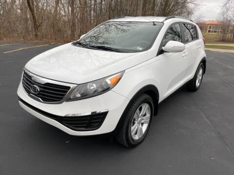 2011 Kia Sportage for sale at Sansone Cars in Lake Saint Louis MO