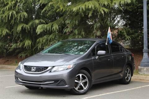 2015 Honda Civic for sale at Quality Auto in Manassas VA