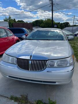 2001 Lincoln Town Car for sale at Rodeo Auto Sales Inc in Winston Salem NC