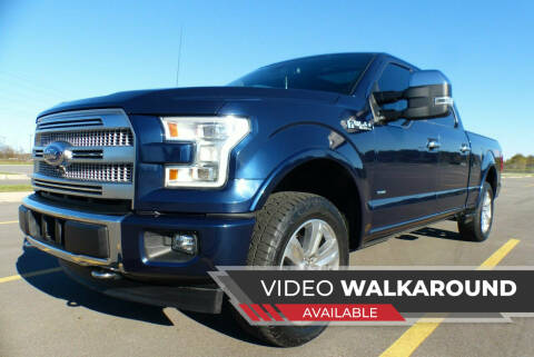 2017 Ford F-150 for sale at Macomb Automotive Group in New Haven MI