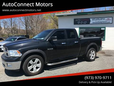2010 Dodge Ram Pickup 1500 for sale at AutoConnect Motors in Kenvil NJ