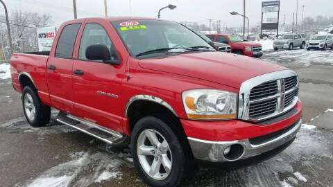 2006 Dodge Ram Pickup 1500 for sale at AutoBoss PRE-OWNED SALES in Saint Clairsville OH