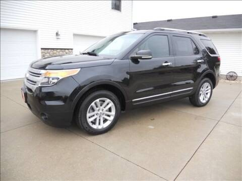 2015 Ford Explorer for sale at OLSON AUTO EXCHANGE LLC in Stoughton WI