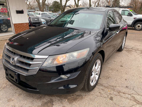 2010 Honda Accord Crosstour for sale at New Wheels in Glendale Heights IL