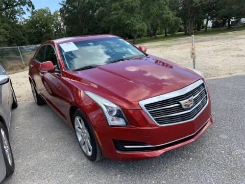 2015 Cadillac ATS for sale at Allen Turner Hyundai in Pensacola FL