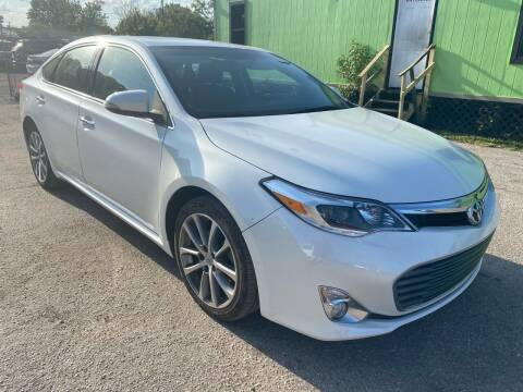 2015 Toyota Avalon for sale at Marvin Motors in Kissimmee FL