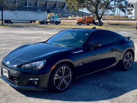 2016 Subaru BRZ for sale at EA Motorgroup in Austin TX