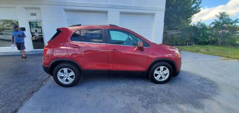 2015 Chevrolet Trax for sale at Bill Bailey's Affordable Auto Sales in Lake Charles LA