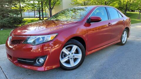 2012 Toyota Camry for sale at Western Star Auto Sales in Chicago IL
