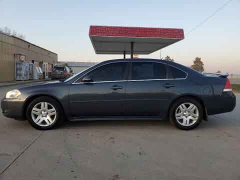 2011 Chevrolet Impala for sale at Dakota Auto Inc. in Dakota City NE