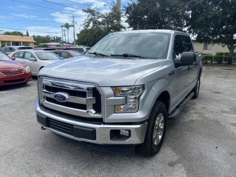 2017 Ford F-150 for sale at BC Motors in West Palm Beach FL