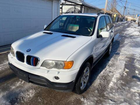2001 BMW X5 for sale at Western Star Auto Sales in Chicago IL