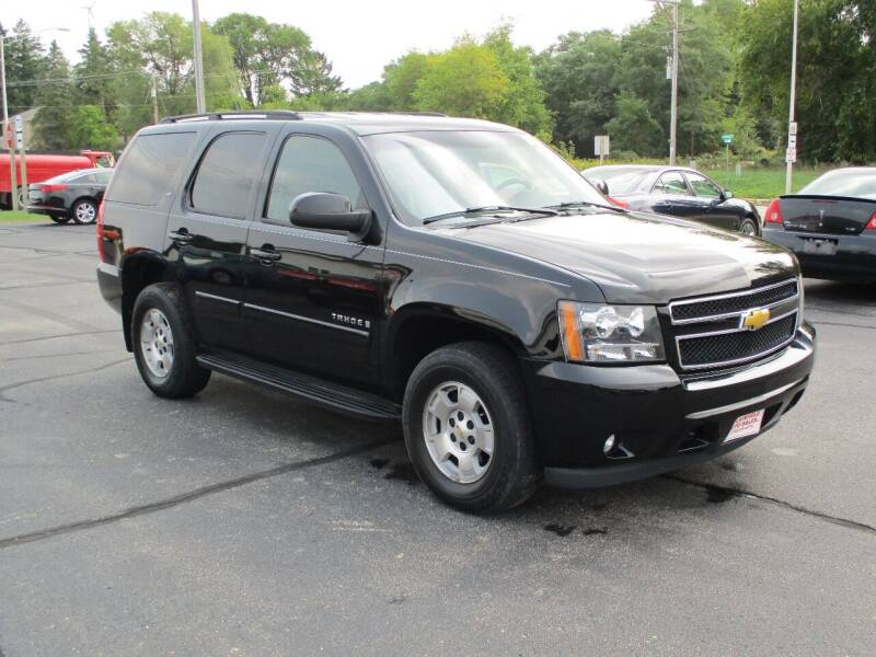 2007 Chevrolet Tahoe for sale at Plainfield Auto Sales, LLC in Plainfield WI