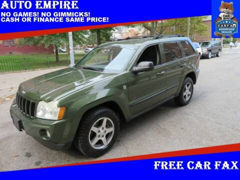 2007 Jeep Grand Cherokee for sale at Auto Empire in Brooklyn NY