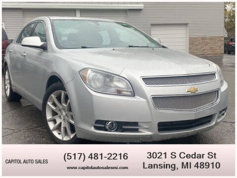 2012 Chevrolet Malibu for sale at Capitol Auto Sales in Lansing MI
