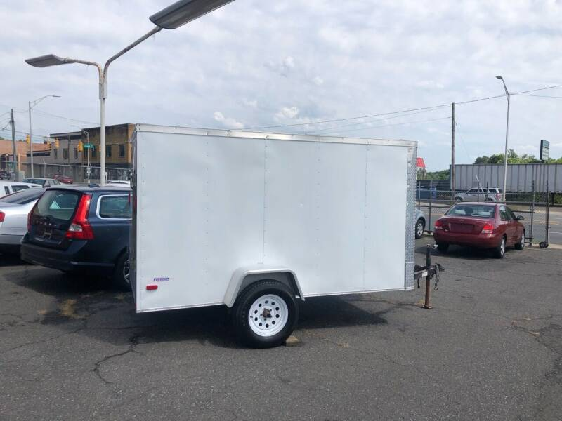 2001 Enclosed trailer for sale at LINDER'S AUTO SALES in Gastonia NC