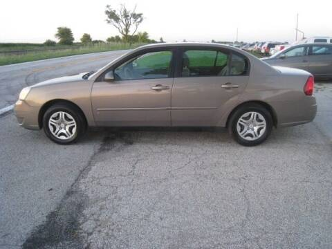 2007 Chevrolet Malibu for sale at BEST CAR MARKET INC in Mc Lean IL