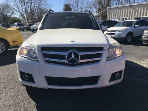 2010 Mercedes-Benz GLK for sale at EXPRESS CREDIT MOTORS in San Jose CA