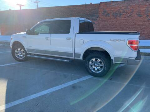 2011 Ford F-150 for sale at Ericson Ford in Loup City NE