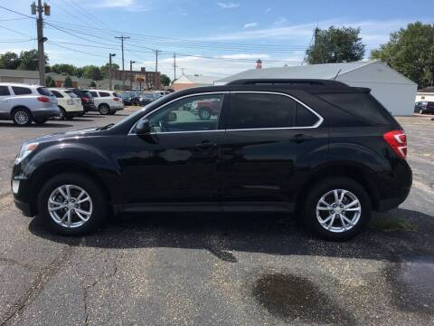 2017 Chevrolet Equinox for sale at Diede's Used Cars in Canistota SD