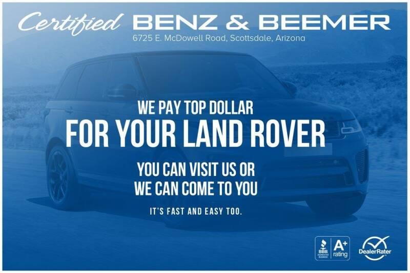 2013 Land Rover LR4 for sale in Scottsdale, AZ