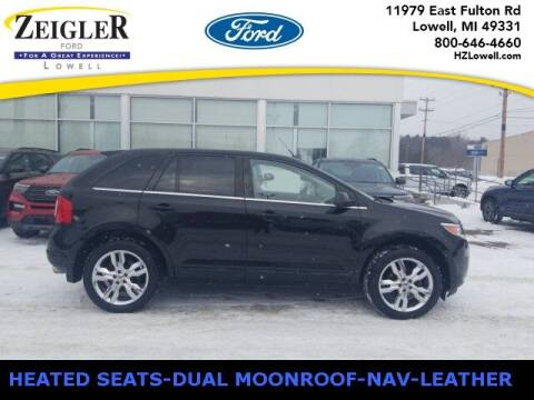 2011 Ford Edge for sale at Zeigler Ford of Plainwell- Jeff Bishop in Plainwell MI
