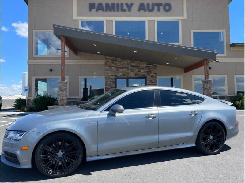 2012 Audi A7 for sale at Moses Lake Family Auto Center in Moses Lake WA