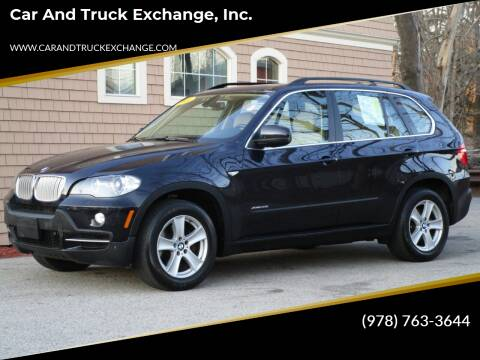 2009 BMW X5 for sale at Car and Truck Exchange, Inc. in Rowley MA