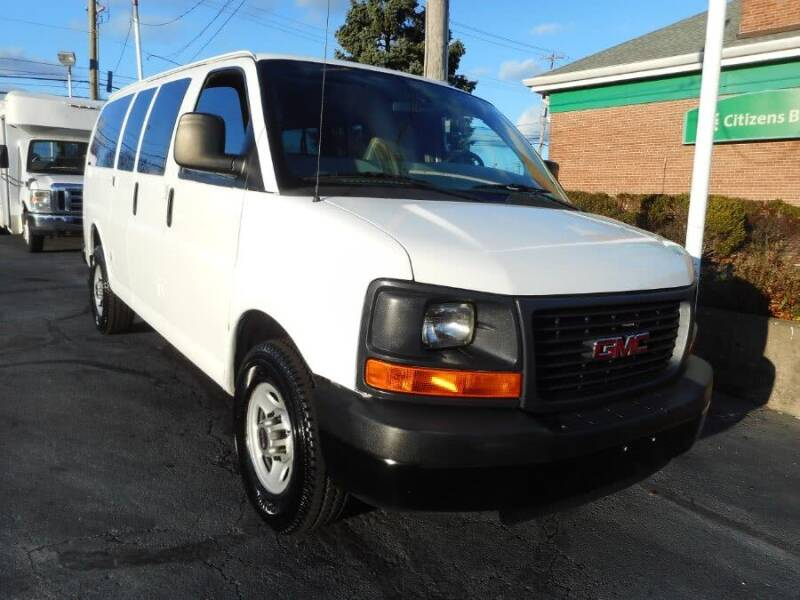 2015 GMC Savana Passenger for sale at Integrity Auto Group in Langhorne PA
