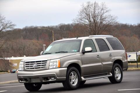 2003 Cadillac Escalade for sale at T CAR CARE INC in Philadelphia PA