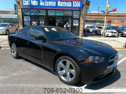 2014 Dodge Charger for sale at West Oak in Chicago IL