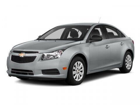 2014 Chevrolet Cruze for sale at GANDRUD CHEVROLET in Green Bay WI