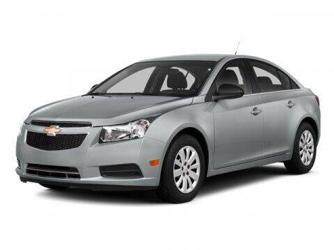 2014 Chevrolet Cruze for sale at Frenchie's Chevrolet and Selects in Massena NY
