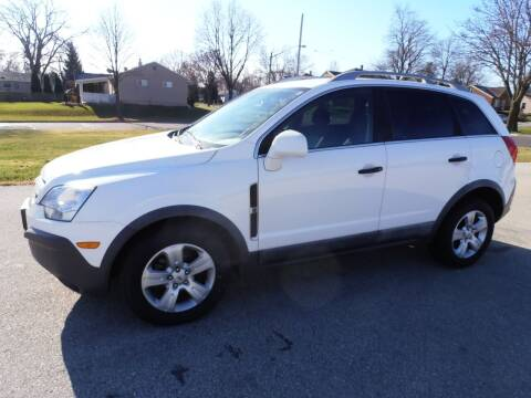 2013 Chevrolet Captiva Sport for sale at A-Auto Luxury Motorsports in Milwaukee WI