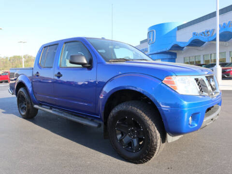 2015 Nissan Frontier for sale at RUSTY WALLACE HONDA in Knoxville TN