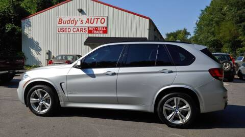 2014 BMW X5 for sale at Buddy's Auto Inc in Pendleton SC