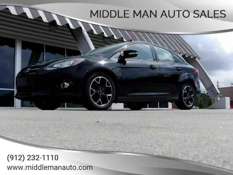 2012 Ford Focus for sale at Middle Man Auto Sales in Savannah GA
