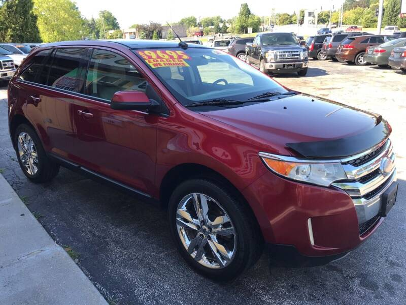 2013 Ford Edge for sale at Suarez Auto Sales in Port Huron MI