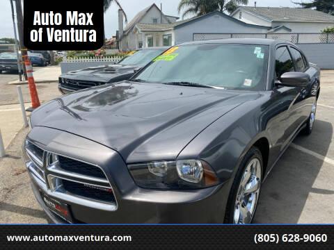 2013 Dodge Charger for sale at Auto Max of Ventura in Ventura CA