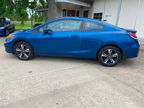2014 Honda Civic for sale at Midway Car Sales in Austin MN