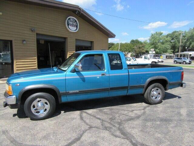 1994 Dodge Dakota for sale at Bill Smith Used Cars in Muskegon MI