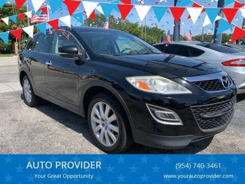 2010 Mazda CX-9 for sale at AUTO PROVIDER in Fort Lauderdale FL