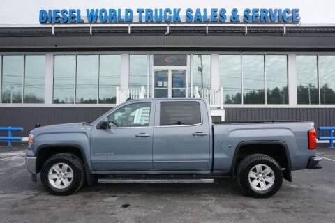 2015 GMC Sierra 1500 for sale at Diesel World Truck Sales in Plaistow NH