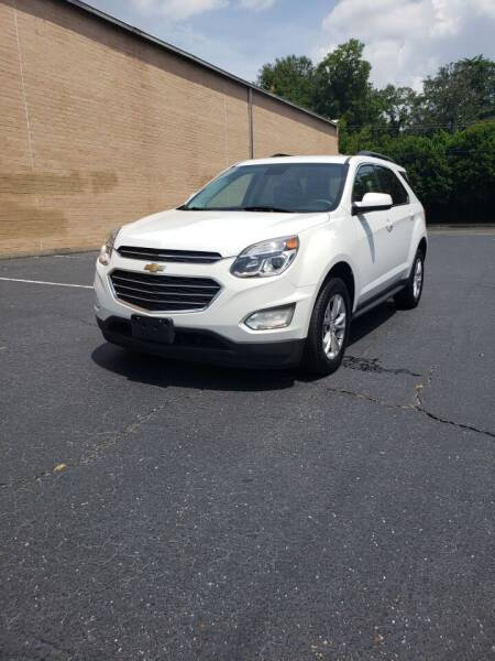 2017 Chevrolet Equinox for sale at Bundy Auto Sales in Sumter SC