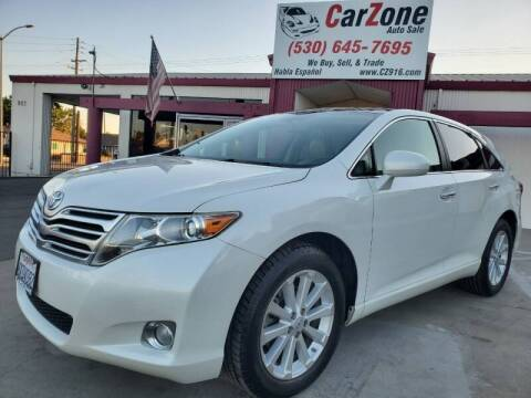 2009 Toyota Venza for sale at CarZone in Marysville CA