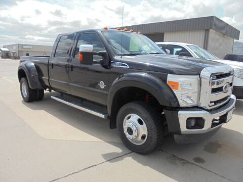 2011 Ford F-450 Super Duty for sale at KICK KARS in Scottsbluff NE