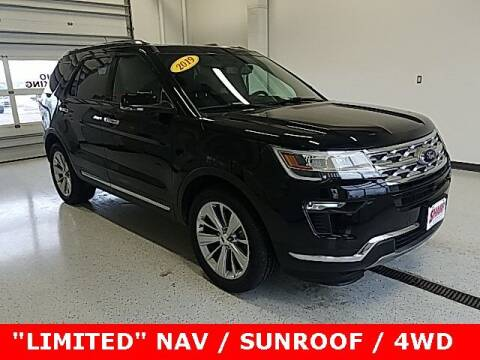2019 Ford Explorer for sale at Sharp Automotive in Watertown SD